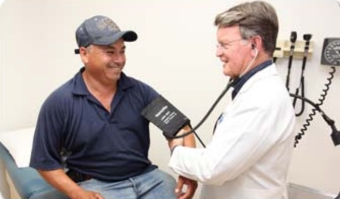 Rotacare Richmond provides medical care to those without insurance